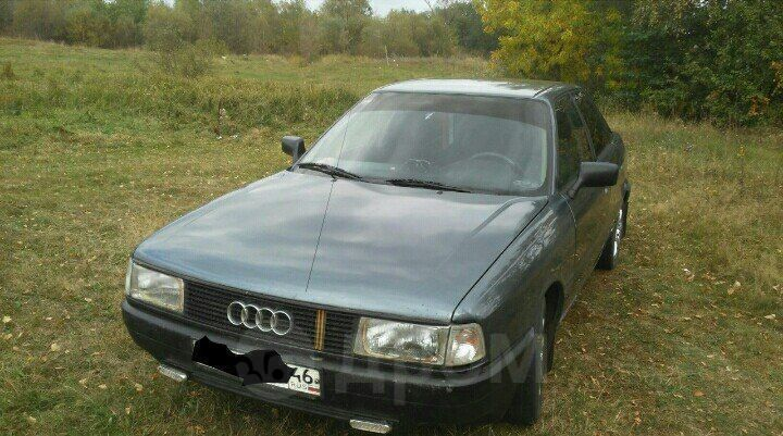 Audi 80, 1989 год, 76 000 руб.