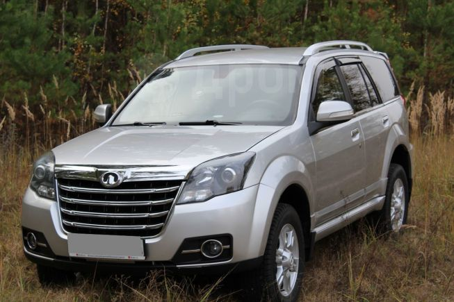 Great Wall Hover H3, 2014 год, 760 000 руб.
