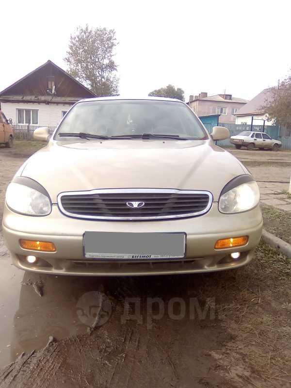 Daewoo Leganza, 2001 год, 130 000 руб.