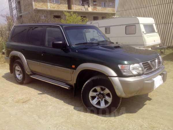 Nissan Patrol, 2002 год, 550 000 руб.