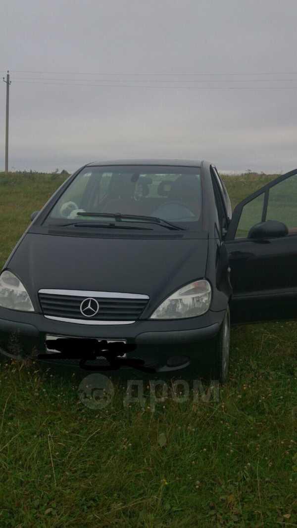 Mercedes-Benz A-Class, 2001 год, 170 000 руб.