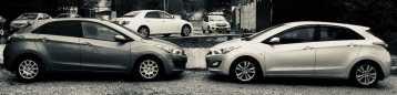 Hyundai i30, 2012 год, 449 900 руб.