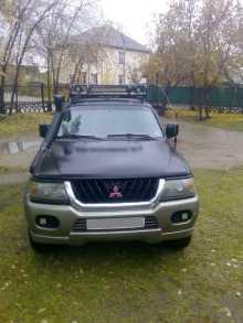 Ангарск Montero Sport 2000