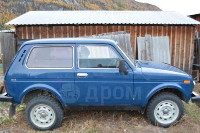 Лада 4x4 2121 Нива, 2006 год, 225 000 руб.
