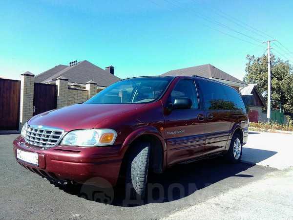 Chevrolet Venture, 1999 год, 240 000 руб.