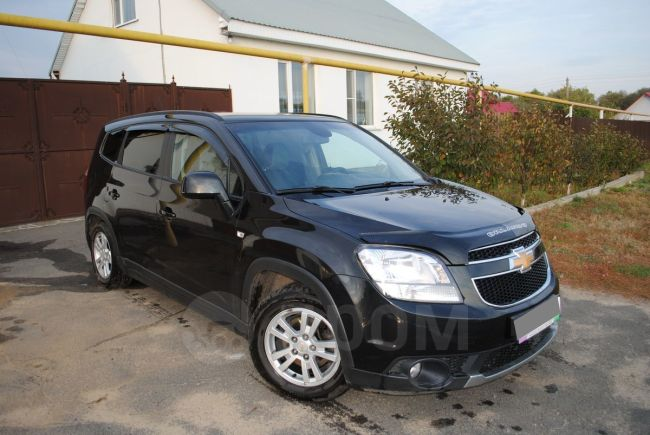 Chevrolet Orlando, 2012 год, 710 000 руб.