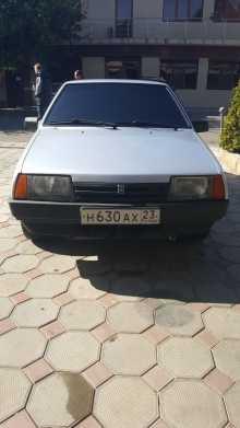 Краснодар 21099 2002