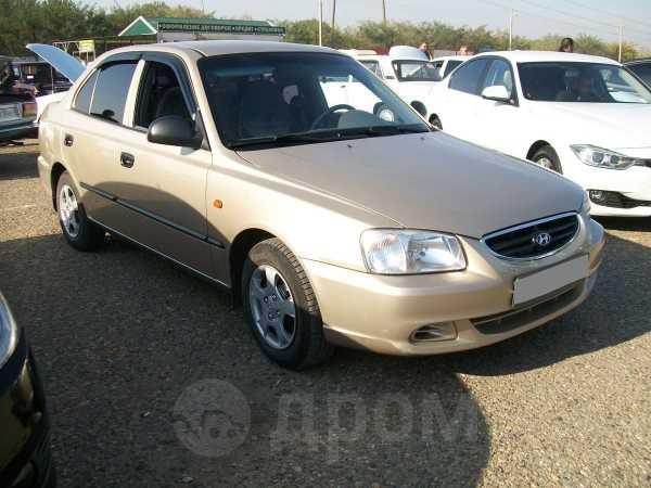 Hyundai Accent, 2006 год, 243 000 руб.