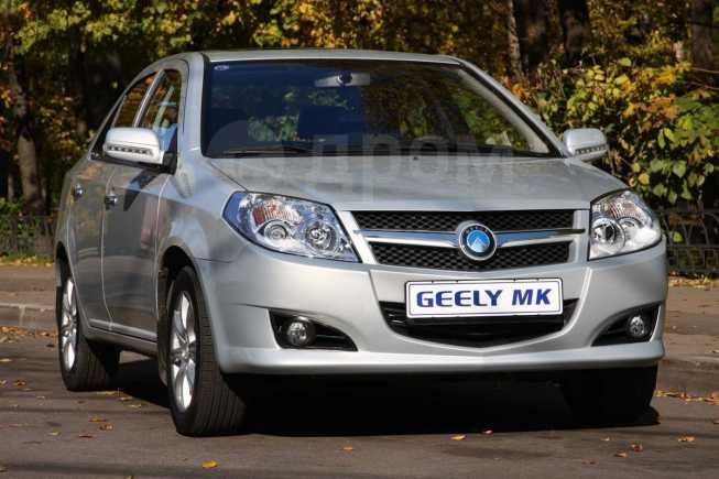 Geely MK, 2011 год, 1 100 000 руб.