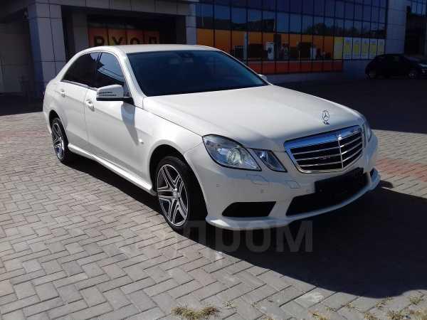 Mercedes-Benz E-Class, 2010 год, 1 050 000 руб.