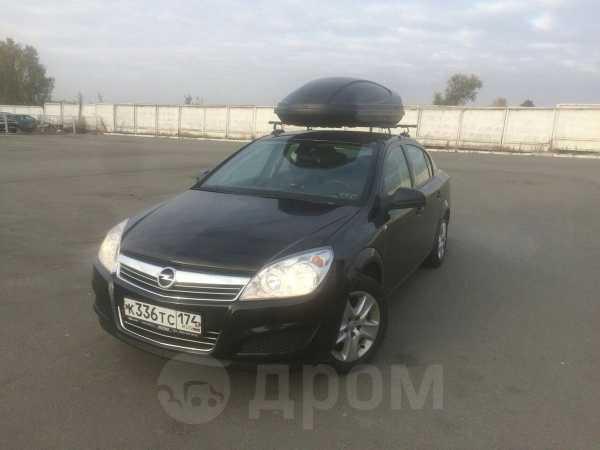Opel Astra, 2014 год, 490 000 руб.