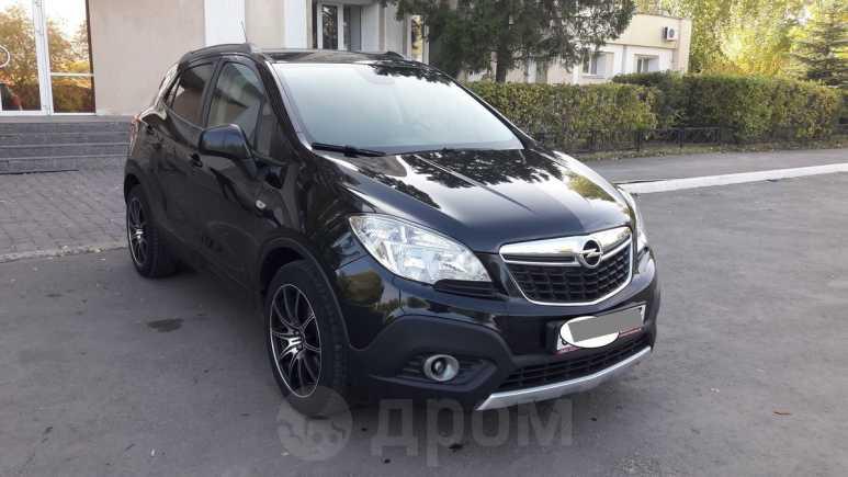 Opel Mokka, 2012 год, 637 000 руб.