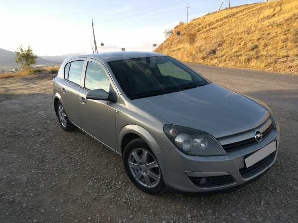 Opel Astra, 2005 год, 320 000 руб.