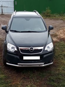 Пермь Opel Antara 2011