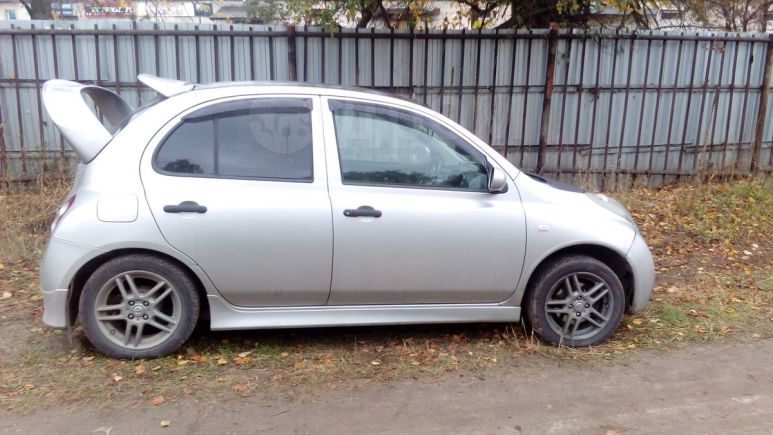 Nissan March, 2005 год, 150 000 руб.