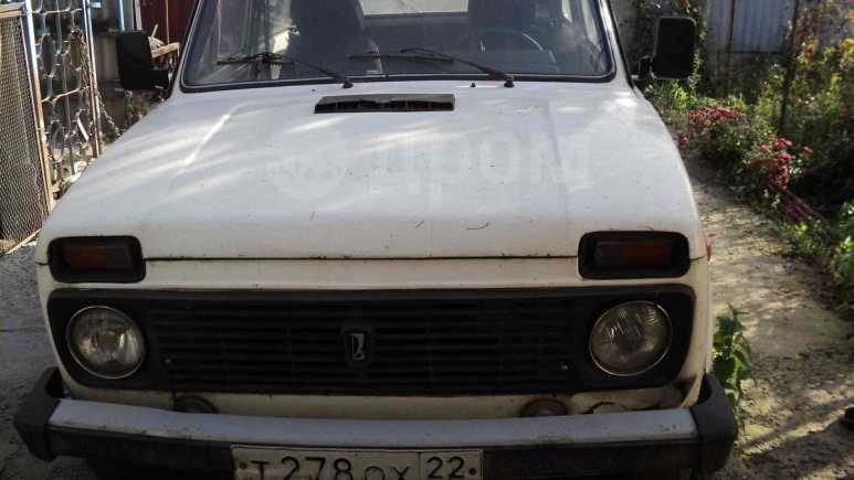 Лада 4x4 2121 Нива, 1998 год, 87 000 руб.