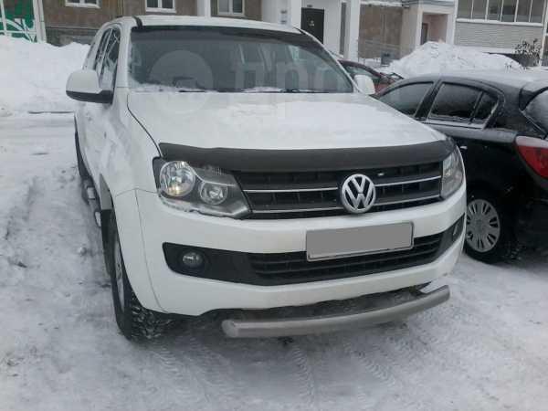 Volkswagen Amarok, 2011 год, 1 100 000 руб.