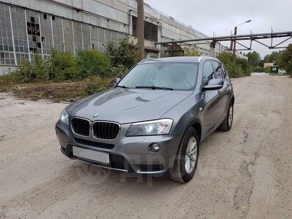 BMW X3, 2014 год, 1 675 000 руб.
