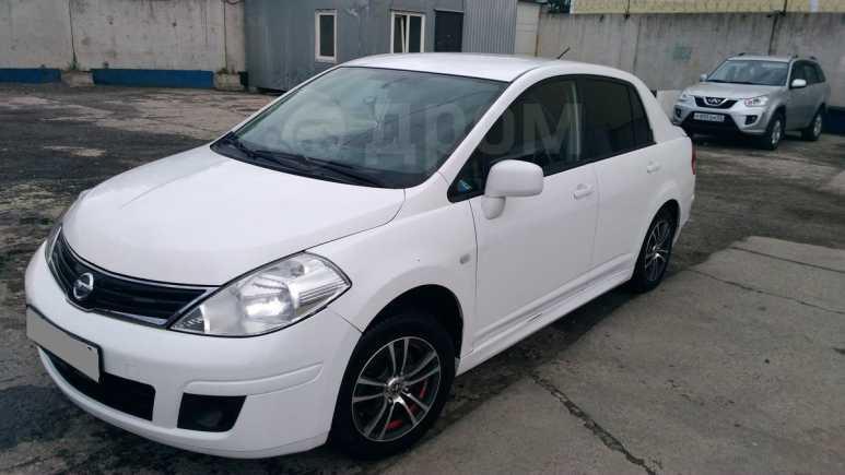 Nissan Tiida, 2012 год, 370 000 руб.