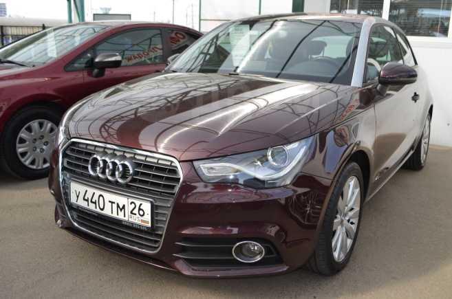 Audi A1, 2011 год, 680 000 руб.