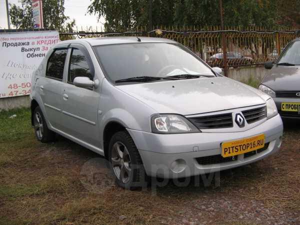 Renault Logan, 2008 год, 195 000 руб.