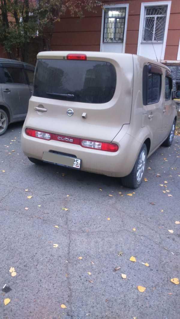 Nissan Cube, 2010 год, 360 000 руб.