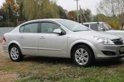 Переправная Astra 2010