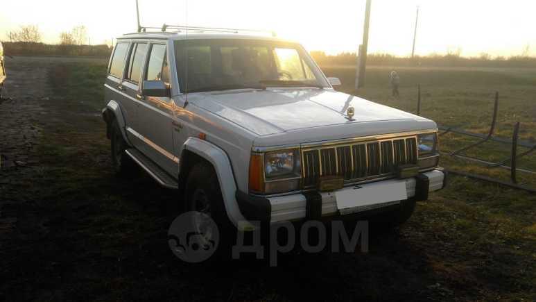 Jeep Cherokee, 1988 год, 235 000 руб.