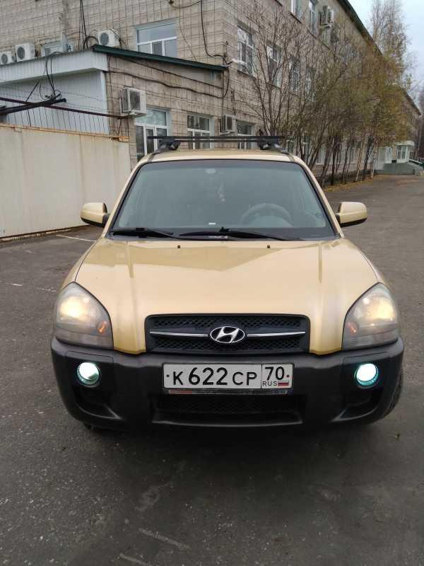 Hyundai Tucson, 2004 год, 450 000 руб.