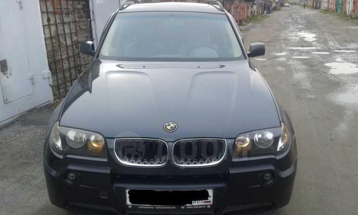 BMW X3, 2004 год, 535 000 руб.