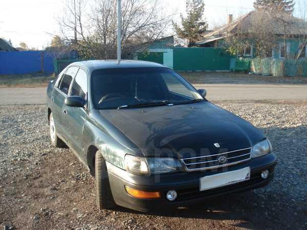 Toyota Corona, 1992 год, 129 000 руб.