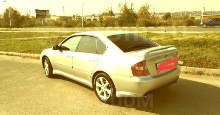 Subaru Legacy B4, 2007 год, 780 000 руб.