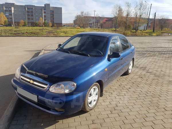 Chevrolet Lanos, 2008 год, 126 000 руб.