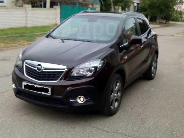Opel Mokka, 2012 год, 740 000 руб.