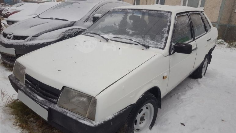 Лада 21099, 1997 год, 58 000 руб.
