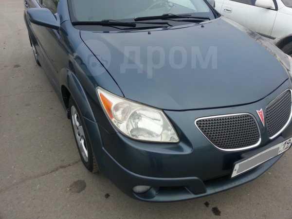 Pontiac Vibe, 2006 год, 420 000 руб.