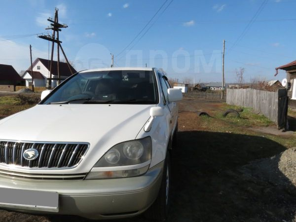 Toyota Harrier, 1999 год, 490 000 руб.