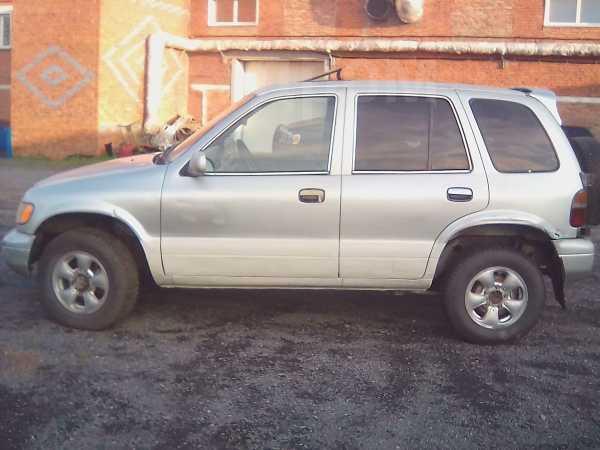 Kia Sportage, 1995 год, 180 000 руб.
