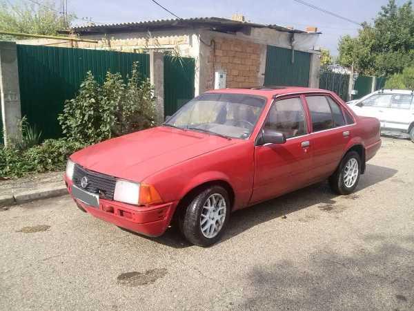 Opel Rekord, 1982 год, 45 000 руб.