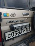 Toyota Land Cruiser Prado, 1992 год, 650 000 руб.