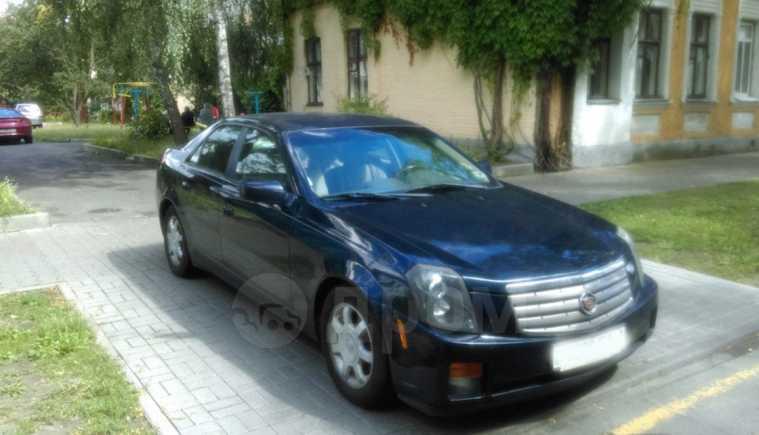 Cadillac CTS, 2002 год, 599 000 руб.