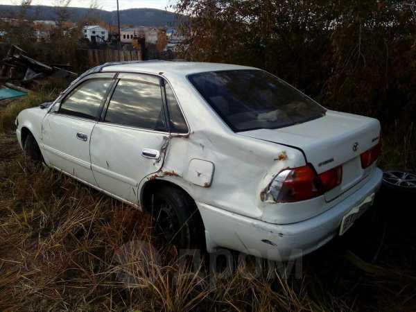Toyota Sprinter, 2000 год, 160 000 руб.
