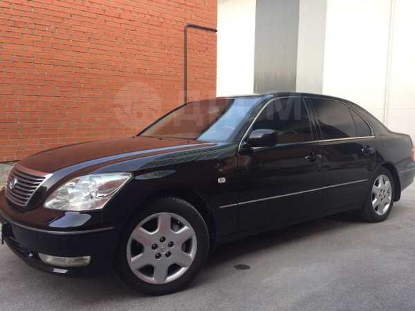 Lexus LS430, 2005 год, 690 000 руб.