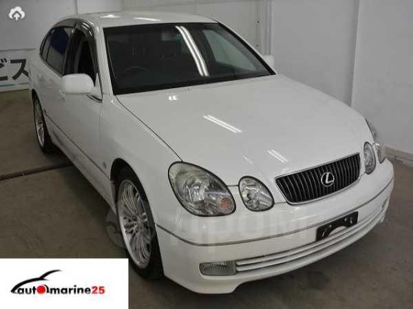 Toyota Aristo, 2001 год, 240 000 руб.