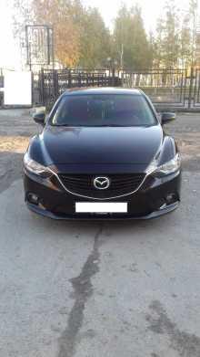 Нижневартовск Mazda6 2013