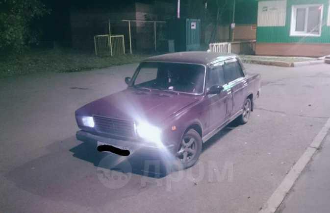 Лада 2107, 2002 год, 45 000 руб.