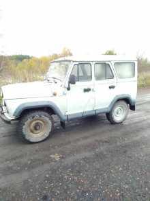 УАЗ 3151, 2002 г., Новокузнецк
