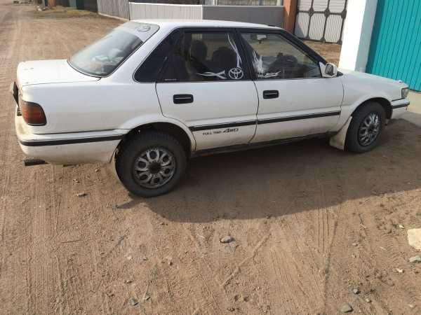 Toyota Sprinter, 1988 год, 90 000 руб.