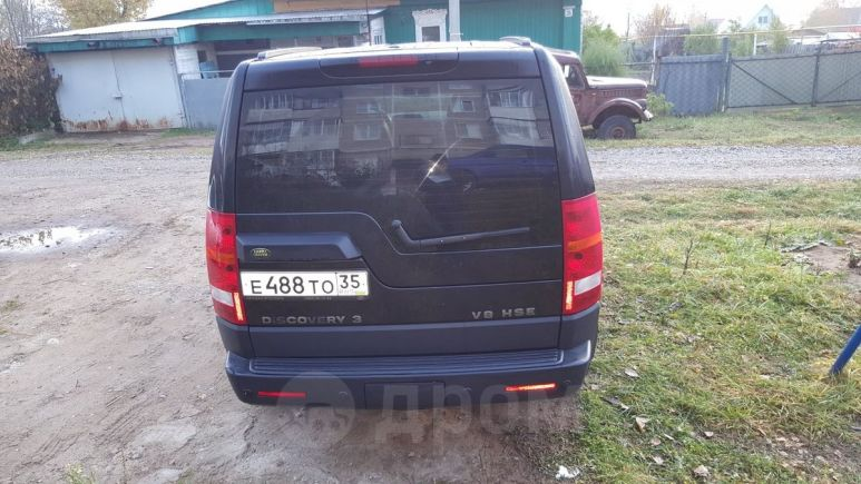 Land Rover Discovery, 2005 год, 630 000 руб.