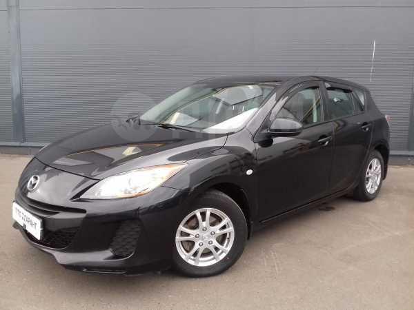 Mazda Mazda3, 2013 год, 596 000 руб.